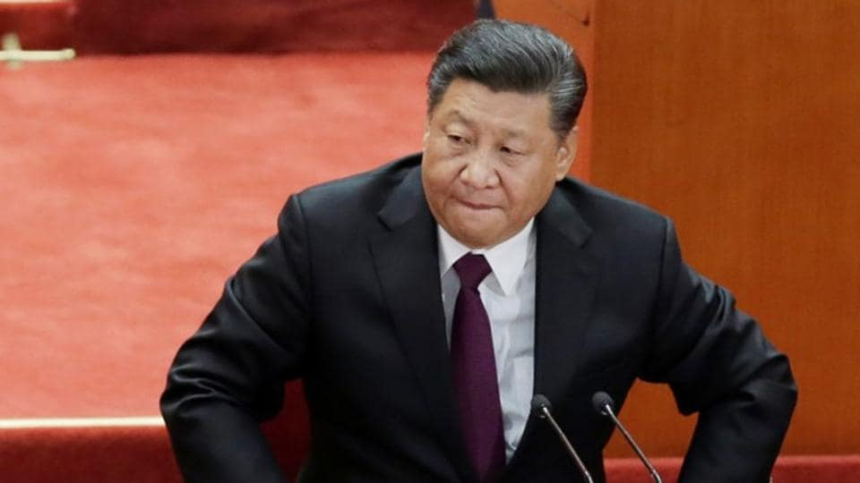 A propaganda app that puts China's powerful president Xi Jinping in anyone's pockets has become a hit in the country -- with a helpful nudge from Communist Party officials.