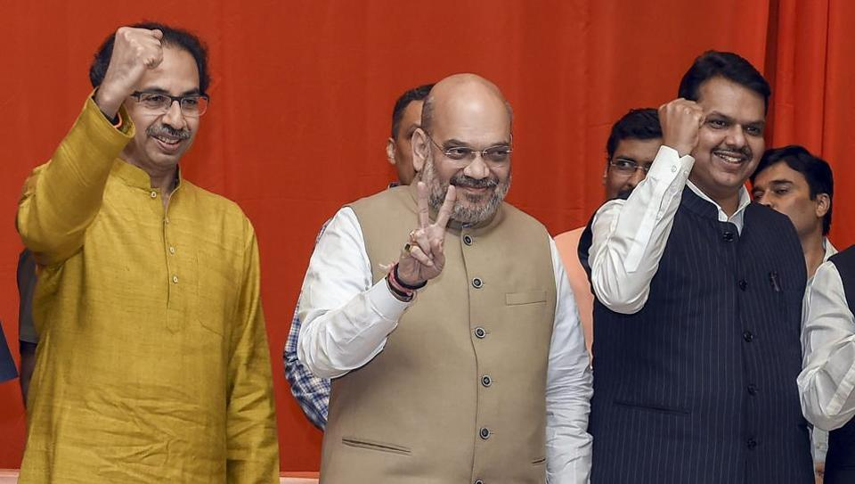 The BJP alliance with the Shiv Sena in Maharashtra and the AIADMK in Tamil Nadu were finalised earlier this week. The Bihar deal is the oldest, and was struck in December 2018.