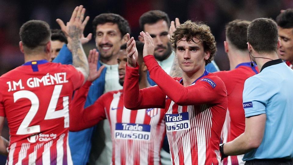 Champions League: Atletico Madrid strike late to overpower Juventus | football