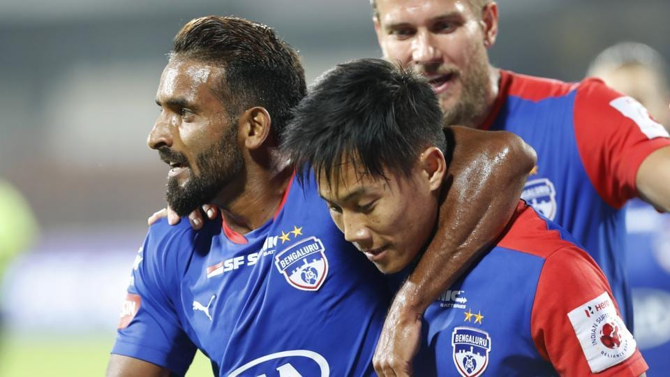ISL: Bengaluru FC stun Goa 3-0 to seal top spot | football