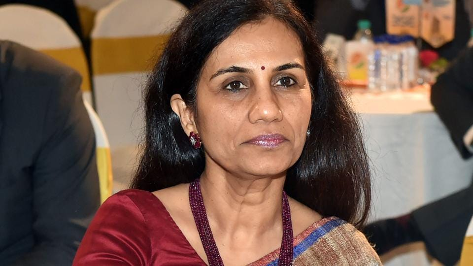 The Central Bureau of Investigation (CBI) has issued a lookout notice against former ICICI Bank CEO Chanda Kochhar, her husband Deepak Kochhar and Videocon Group promoter Venugopal Dhoot.
