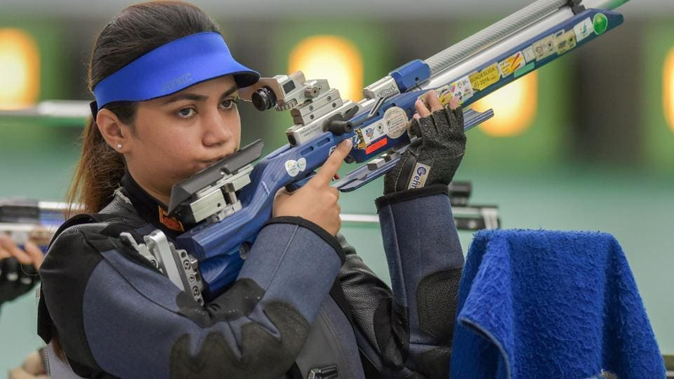 ISSF World Cup,Apurvi Chandela,Shooting World Cup