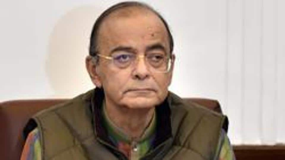 """Finance Minister Arun Jaitley in a blog said Lt General Hooda's induction into the Congress was """"belated and grudging recognition and acceptance"""" of the surgical strike of 2016."""
