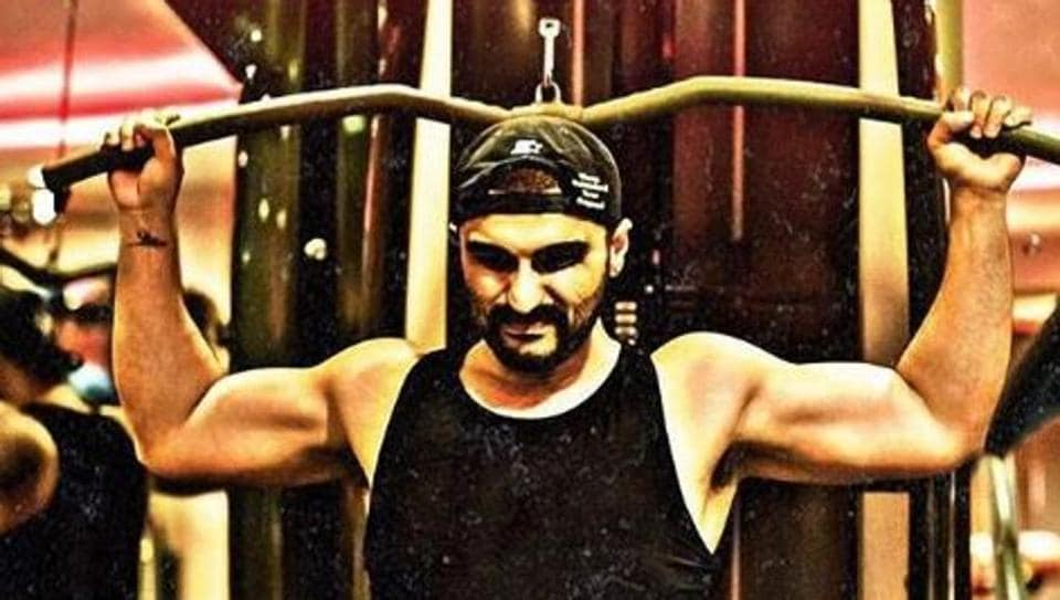 Arjun Kapoor has been working on his look for the upcoming period drama, Panipat.