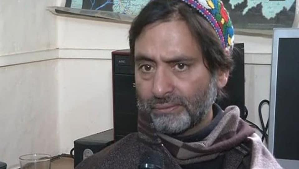 Kashmir,Yasin Malik,JKLF