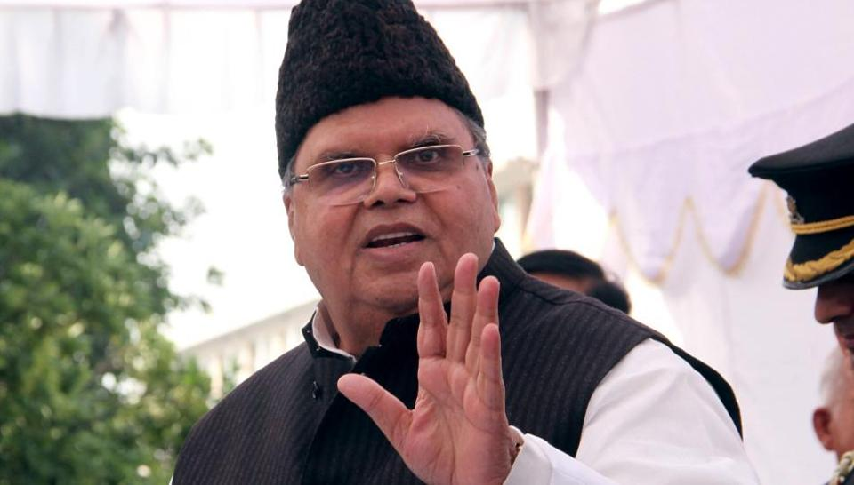Jammu and Kashmir governor Satya Pal Malik has said that there is no need to panic over the movement of troops as it was done as part of a poll exercise, and dismissed apprehensions of war and others as rumours.