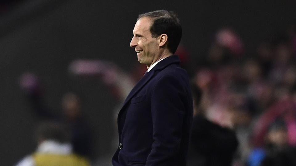 5fd16901caf Max Allegri insists Juventus have 'real chance' of Champions League ...