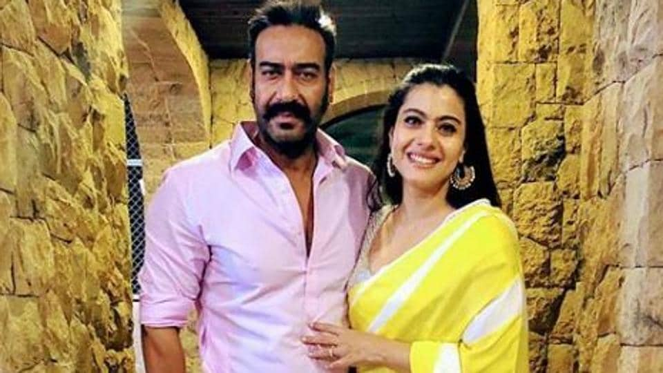 Ajay Devgn Kajol Celebrate 20th Wedding Anniversary Reveal Secret