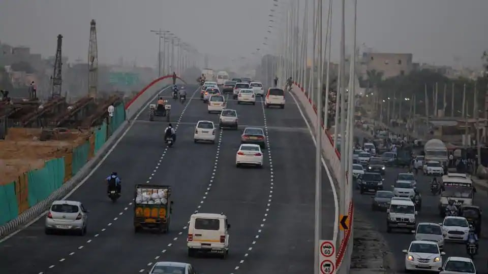Chandigarh administration,flyover,Union minister for road transport and highways