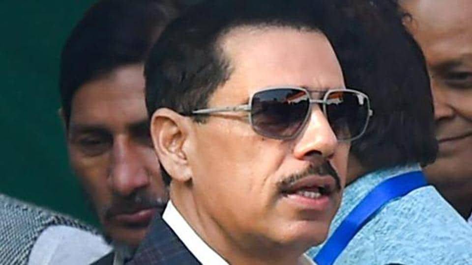 Robert Vadra is being probed by the Enforcement Directorate for money laundering.