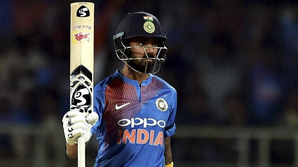 File picture of KL Rahul
