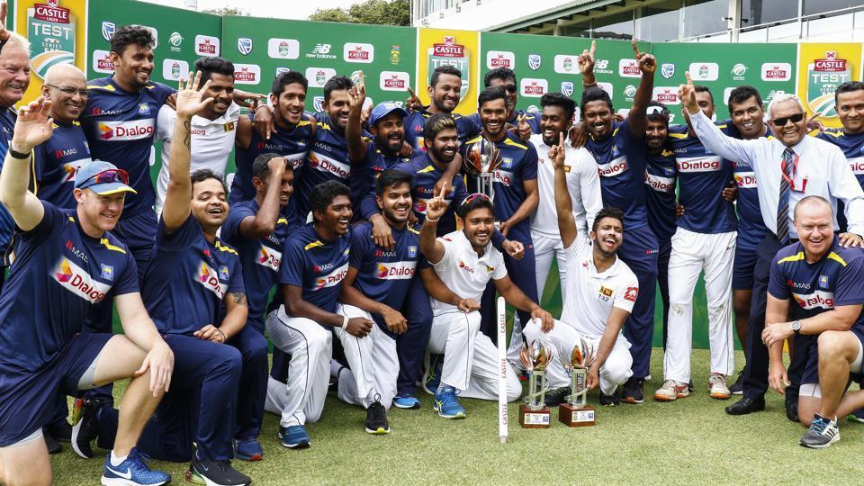 Sri Lanka Savours Rare Cricket Win After Unthinkable