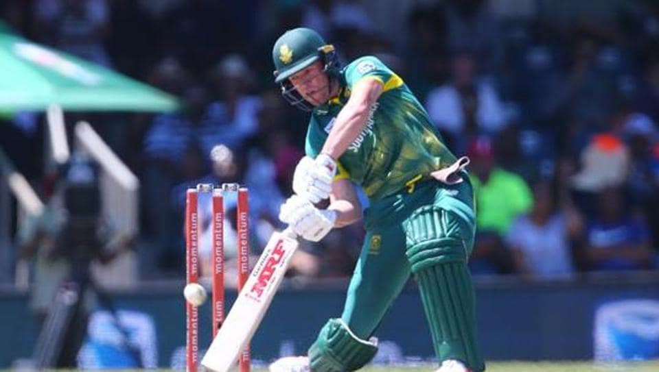File image of AB de Villiers
