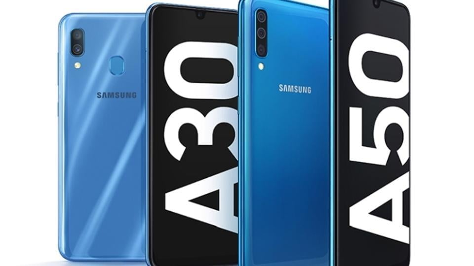 Samsung,Samsung Galaxy A50,Samsung Galaxy A30