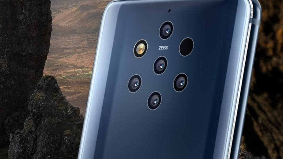 Top features of Nokia 9 PureView