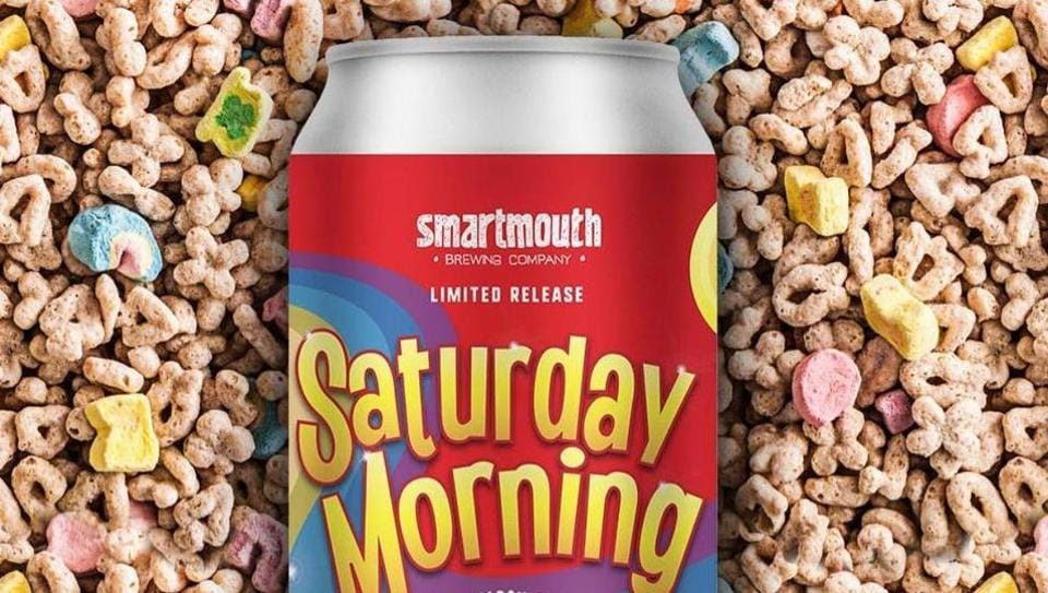"The brewery will be hosting a ""Saturday Morning All Day"" event to celebrate."