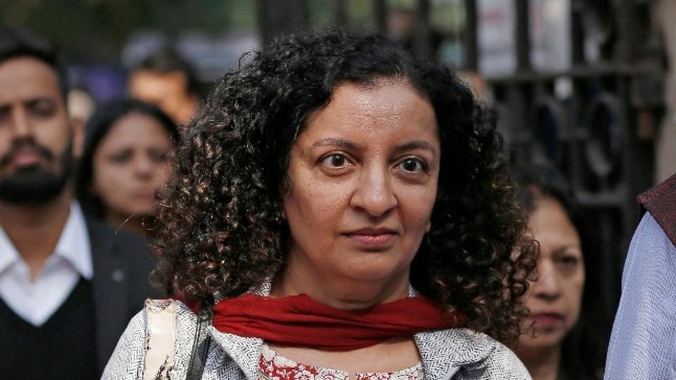 Priya Ramani gets bail in defamation case filed by MJAkbar