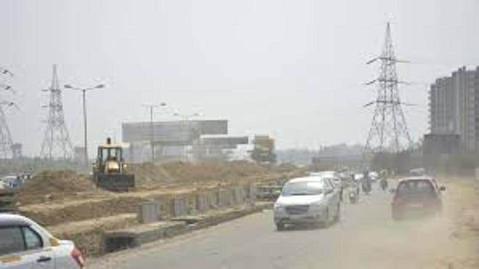 NHAI officials said the existing toll plaza at Ghazipur needs to be shifted from the centre to one side of the road and the construction of the grade separator would start after the land clearance necessary for shifting of the toll is finalised.
