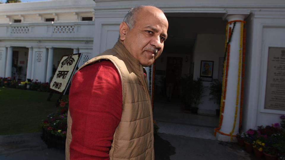 "Delhi education minister Manish Sisodia called the exercise a wave of ""transparency"" and ""accountability"" in the city's school education system."