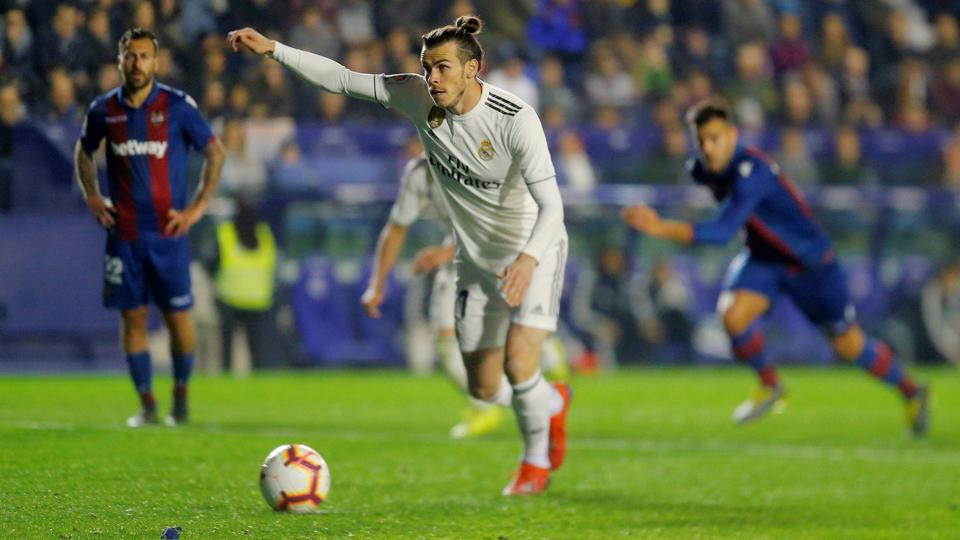 Gareth Bale,Real Madrid,VAR
