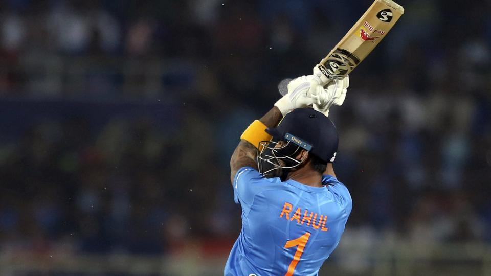 KL Rahul scored a breezy 50 on his return to the Indian team (AP)