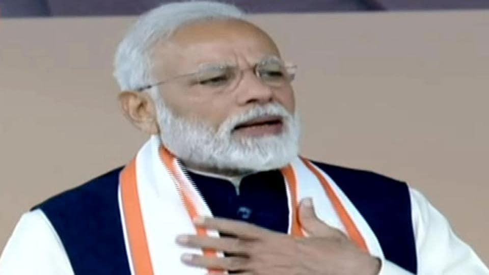 Prime Minister Narendra Modi said that India is going through an economic boom.