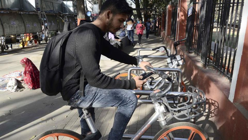 The Pune municipal corporation under its public bicycle sharing plan for the city has introduced as many as 6,000 new bicycles for Puneites by tying up with ridership firms.