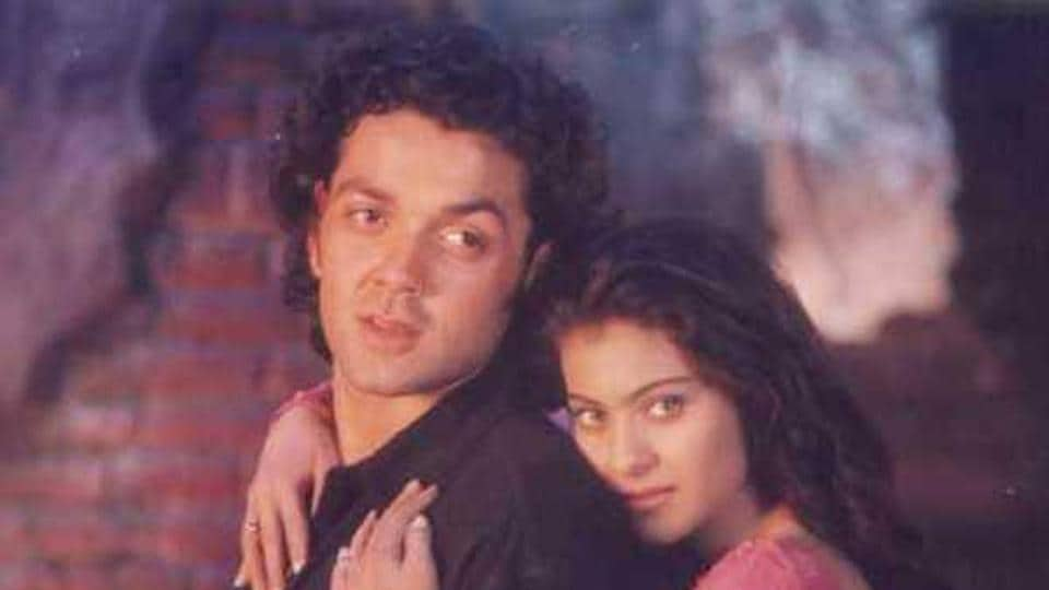 Bobby Deol and Kajol played lead roles in Gupt.