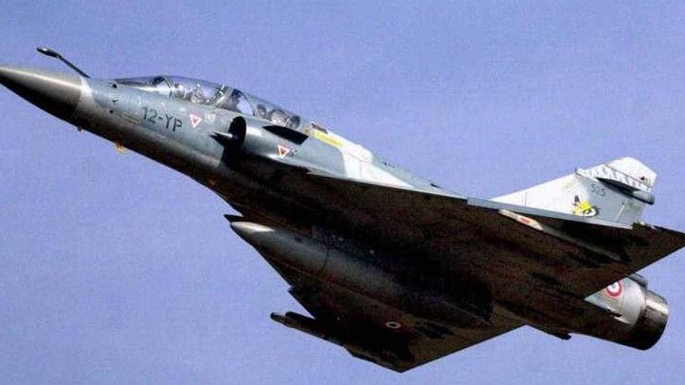 Mirage 2000,Pulwama terror attack,India strikes at terror camps