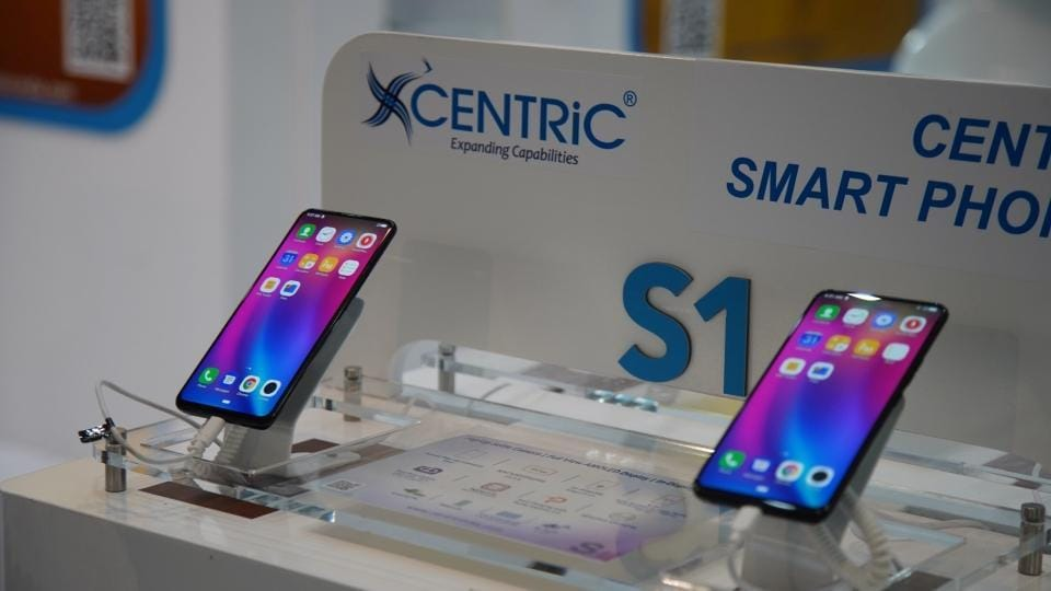 Centric S1 will be available at a starting price of $310