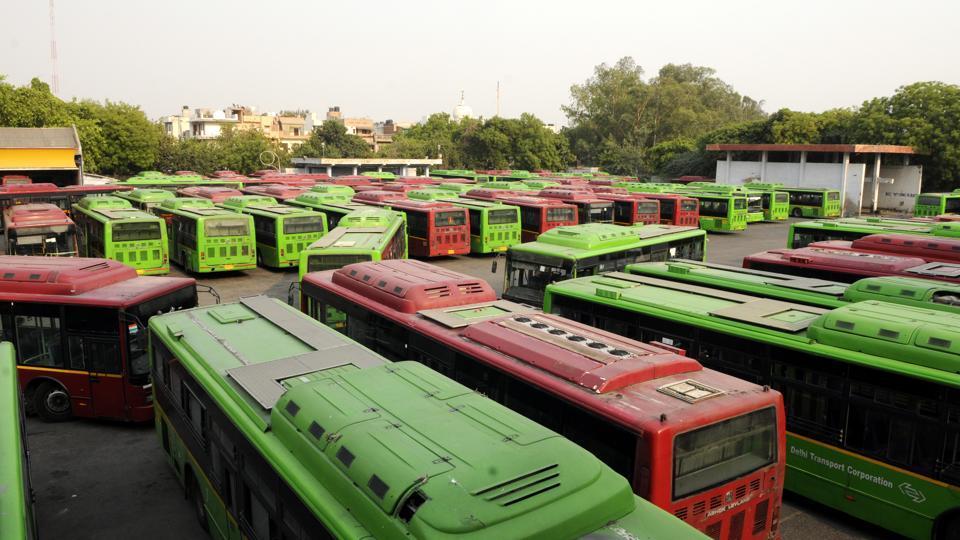 Delhi,bus,DTC