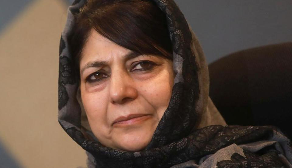 """People of all ideologies, including separatists, should resist the """"onslaught"""" on the constitutional guarantee to the state, said Mehbooba Mufti."""