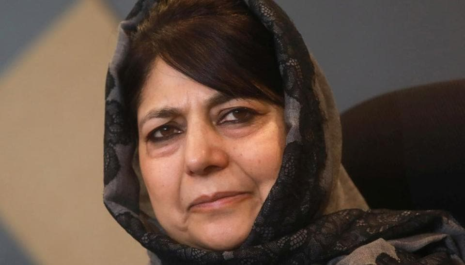 Former Chief Minister of Jammu and Kashmir  Mehbooba Mufti  has warned that Kashmiris will be the biggest casualties if  Indo-Pak tension spirals out of control.