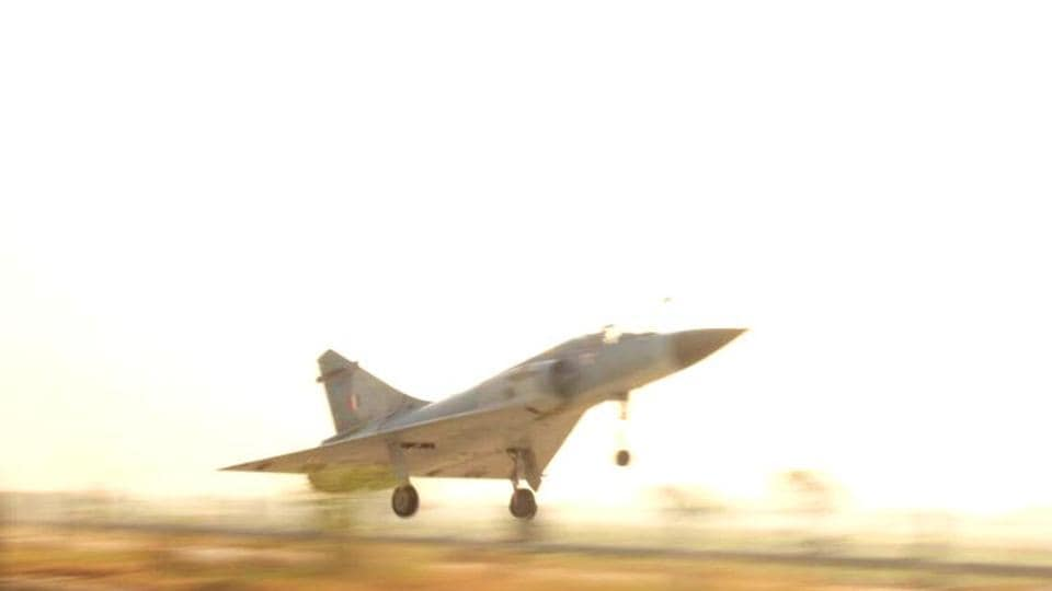 Fighter and other aircraft took off from several air bases in Western and Central commands at about the same time, leaving Pakistani defence officials confused, said a report.