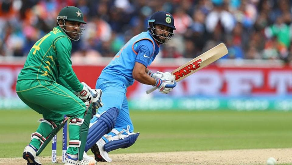 India are set to play Pakistan in Manchester on June 16.