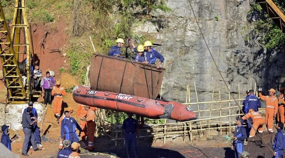 16 miners have been trapped in the illegally operated coal mine since tragedy struck on December 13, last year.