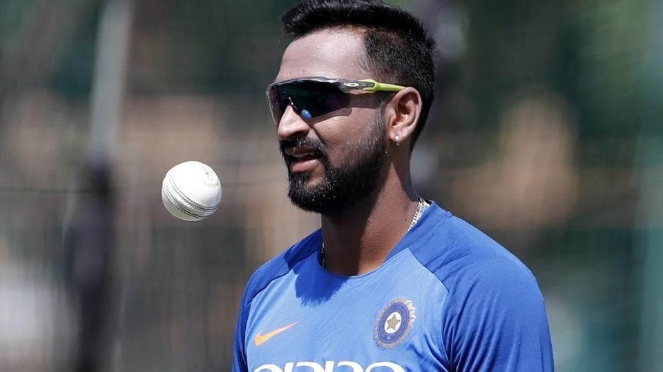 India vs Australia,Krunal Pandya,Jasprit Bumrah
