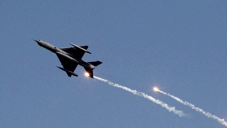 Image result for IAF for strikes across LoC