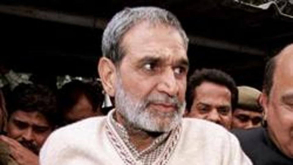 Congress leader Sajjan Kumar's appeal against his conviction and life term jail in the 1984 anti-Sikh riots case was not taken up on Monday by the Supreme Court as a judge refused to be part of the bench hearing the matter.