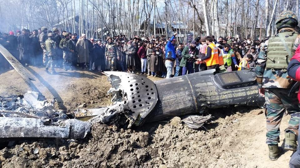 aircraft crashes,Military aircraft,Budgam