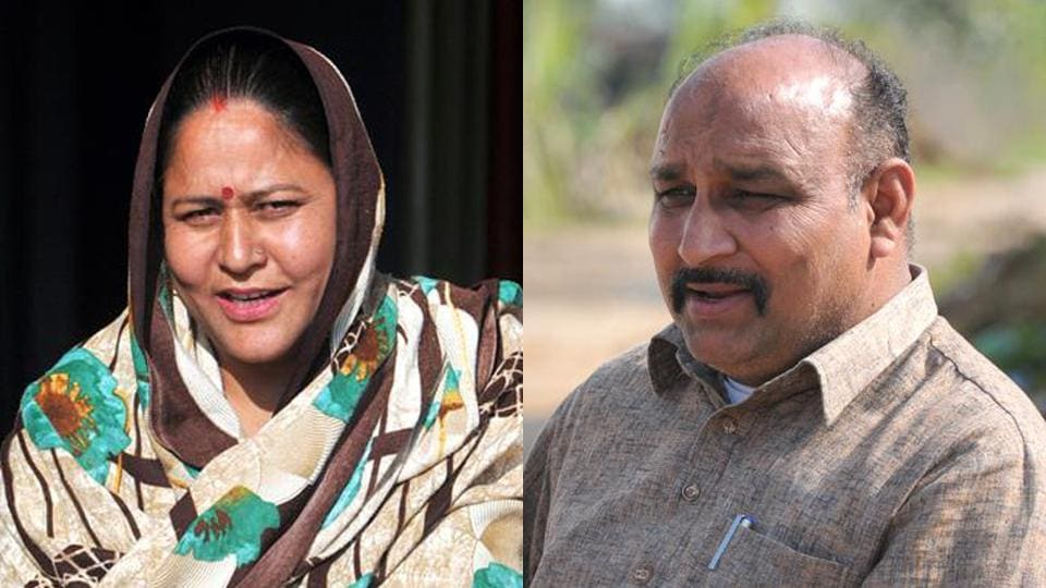 Neelam Devi says there is a sense of fear among residents of two border villages in Jammu.  Her husband Bachan Lal says the villagers were ecstatic over the IAF strike.