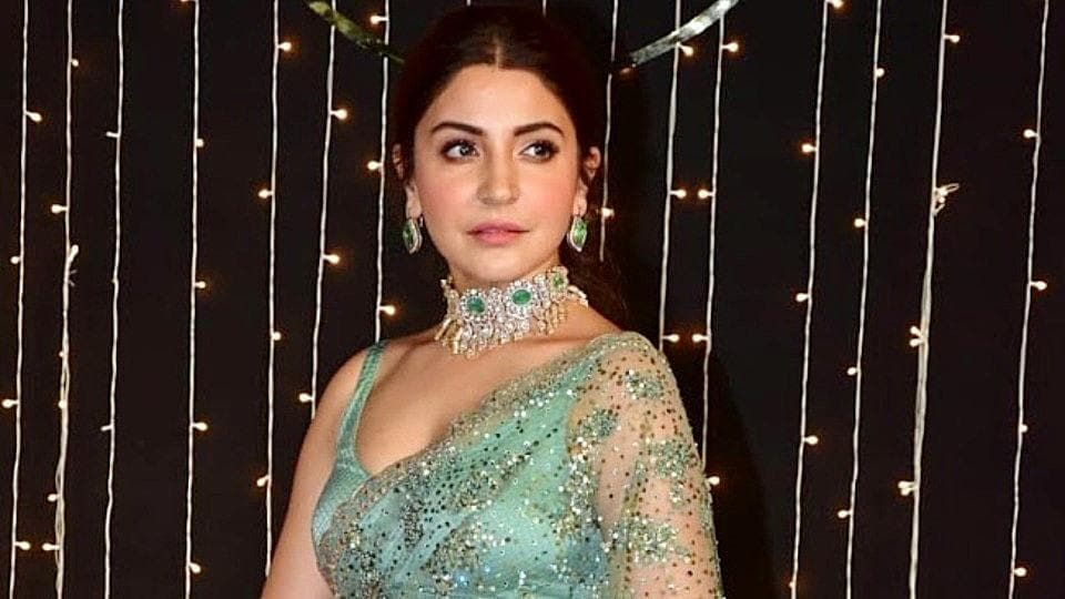 Anushka Sharma and many more stylish celebs wore stunning sarees to different weddings. (Instagram)