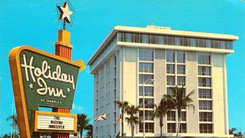 Man's Holiday Inn retirement plan goes viral