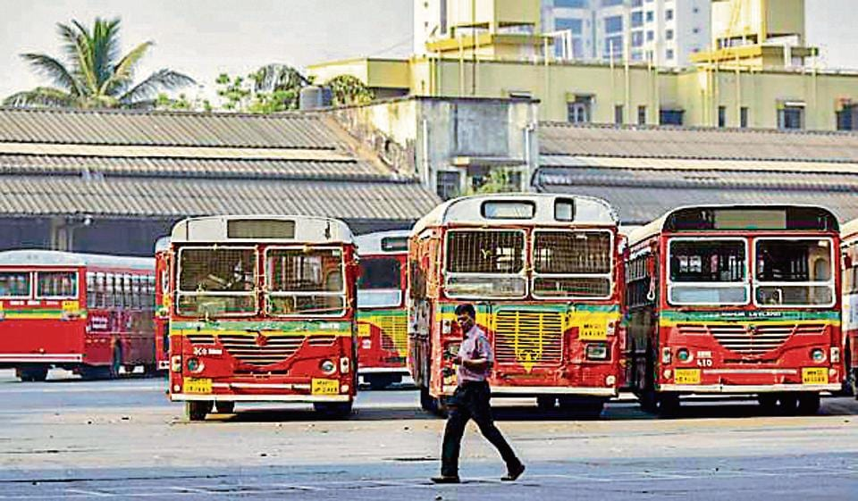passenger information system,PIS,BEST buses
