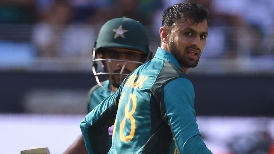 File image of Pakistan cricketer Shoaib Malik.
