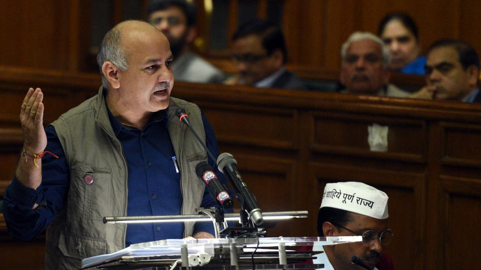 In his budget speech, deputy chief minister Manish Sisodia announced the main allocations in the health sector for increasing the number of mohalla clinics and the bed strength in the Delhi government hospitals.
