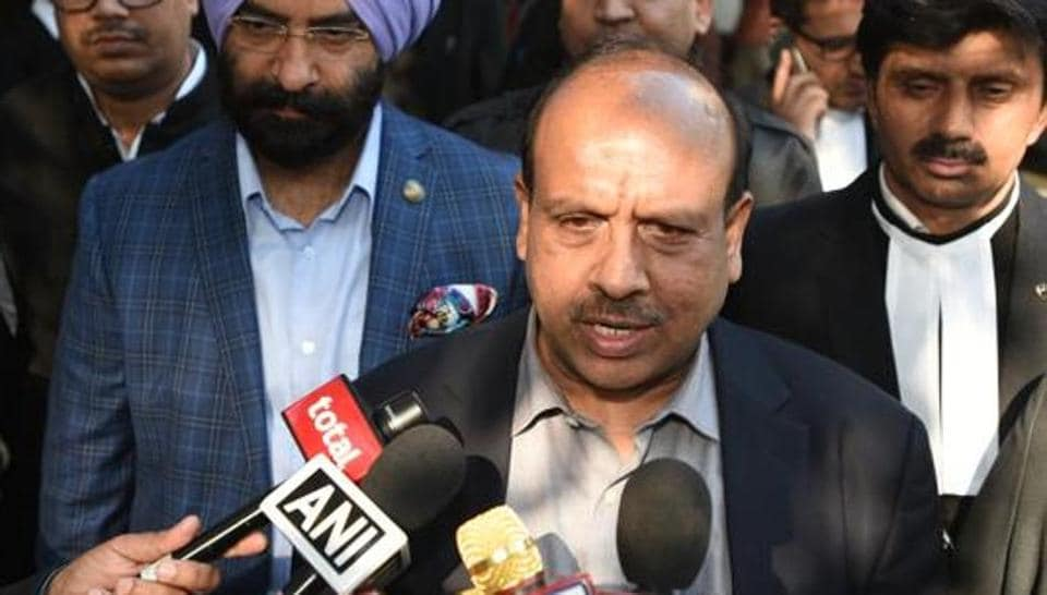 Leader of the opposition in the Delhi assembly, Vijender Gupta, said the Budget is based on 'distorted financial interpretation of ground realities'.