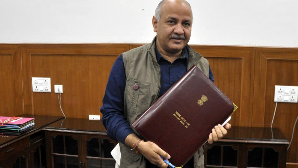 Presenting the last budget of the Aam Aadmi Party (AAP) government until assembly elections next year, Delhi finance minister Manish Sisodia on Tuesday went back to his party's 70-point manifesto giving an account of the promises fulfilled.