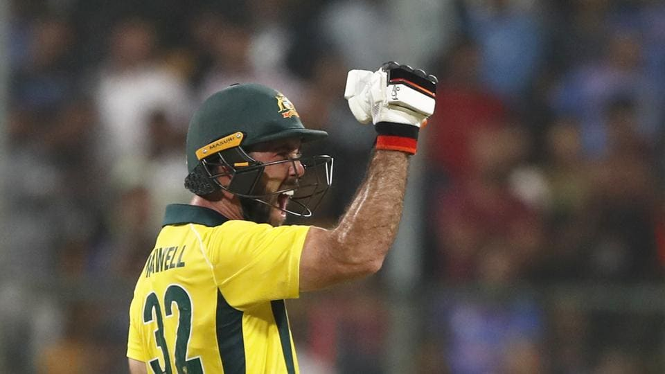 A century and a four to finish things off for Maxwell, wo was man of the match and series (AP)