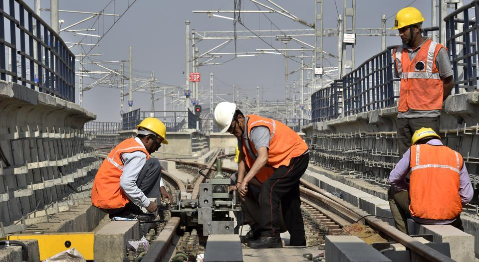 Currently, phase-IV project of the Delhi Metro — clearance for which was given by the Delhi government last year after a wait of almost two years — is awaiting the Union government's nod.
